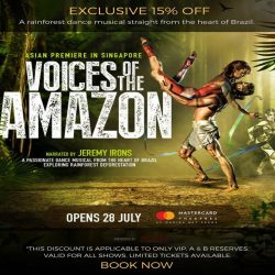 [Ben & Jerry's] Voices of the Amazon aims to raise awareness on the damaging effects of deforestation, the loss of essential medicines, and