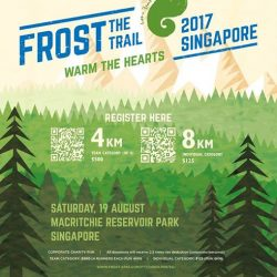 [World of Sports] World of Sports is proud to support Frost The Trail 2017!