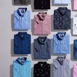 [Superdry] Buttoned up or down?