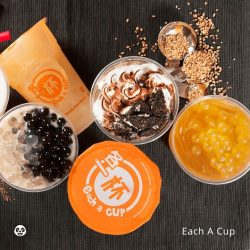 [foodpanda] From now till 30 July, enjoy these perks from Each-a-Cup Singapore: get free delivery when you order from