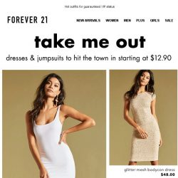 [FOREVER 21] Where the party at??