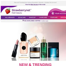 [StrawberryNet] 💋 JUST LANDED. Alluring August Beauty Specials