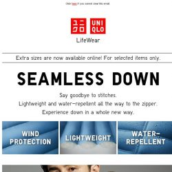 [UNIQLO Singapore] Get Down with Seamless