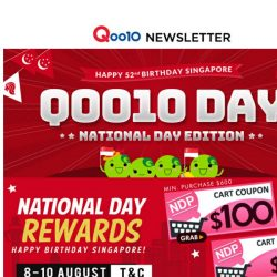 [Qoo10] Last Day of Qoo10 Day ~ Everything Going At A Lower Price. Few More Hours Left!
