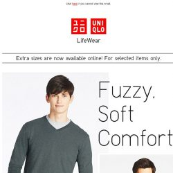 [UNIQLO Singapore] Casual. Comfort. From $9.90