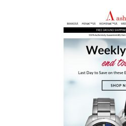 [Ashford] Last Day to Save on these Extraordinary Watches