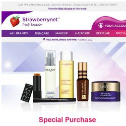 [StrawberryNet] SPECIAL PURCHASE shopping therapy, anyone? Let's go!