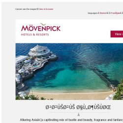 [Mövenpick Hotels & Resorts] From cities to caves: Best of Asia