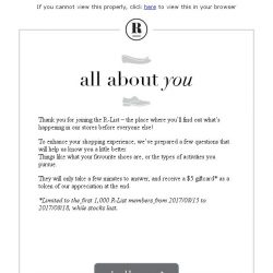 [Robinsons]  Limited time only – Robinsons $5 giftcard is yours to keep