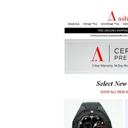 [Ashford] Your Certified Pre-Owned Watch Is Waiting!