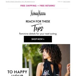 [Neiman Marcus] You need a statement top