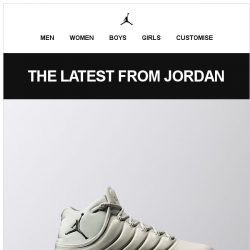 [Nike] The Best Jordan Gear for On and Off the Court