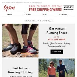 [6pm] Up to 60% off Columbia, Merrell & More!