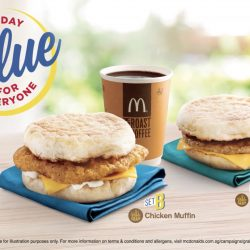 McDonald's: Grab & Go Weekday Breakfast Sets From $3!