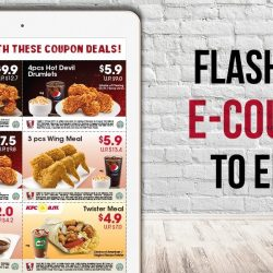 KFC: Save up to $12 with Breakfast, Dine-In & Delivery E-Coupons!
