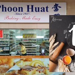 Phoon Huat: 70th Anniversary Sale With 15% OFF All Items At All 12 Outlets