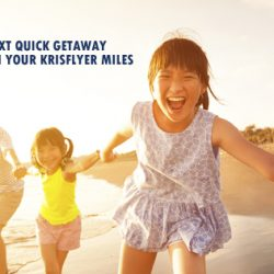KrisFlyer: 30% Miles Redemption Promotion on Singapore Airlines or SilkAir Flights