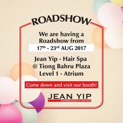 [Enjoy by Jean Yip] Give your hair and scalp a treat!