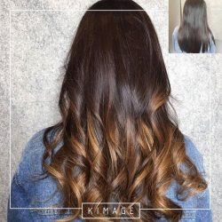 [Kimage Prestige] Brown balayage by Jol from Kimage Cove.