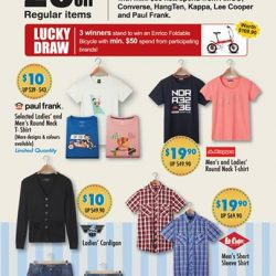[BHG Singapore] Check out our Lifestyle Brands Fair happening now from 24 Aug - 13 Sep at BHG Bugis Level 3!