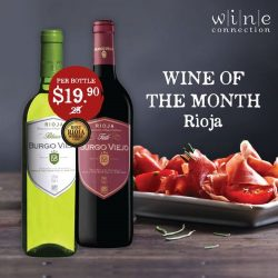 [Wine Connection] Enjoy our free tasting and savour our Wine of the Month!