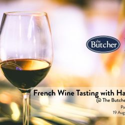 [The Butcher] Spend a lovely afternoon with us at The Butcher (Parkway Parade) for our complimentary wine tasting in collaboration with Boncru