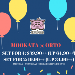 Bugis junction august2018 promos sale coupon code bq mookata thai bbq celebrate with mookata orto set for 4 39 stopboris Choice Image