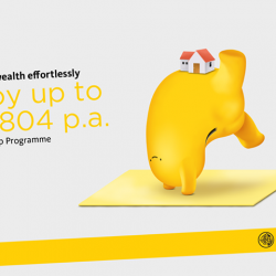[Maybank ATM] Earn up to S$1,804 with the Save Up Programme!