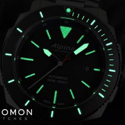 [Gnomon Watches] The new edition of the Seastrong Diver 300 remains faithful to the aesthetics that make this watch so recognizable, including: