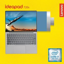 [Newstead Technologies] Thin and long lasting battery life makes Lenovo IdeaPad 720s your ideal daily companion!