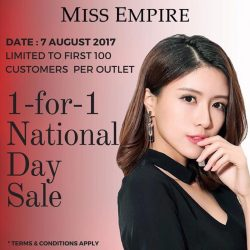 [Miss Empire] Today's the big day!