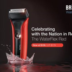 [Braun] Don't miss a red hot sizzling deal!