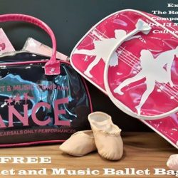 [The Ballet & Music Company] Thinking of sending your child for ballet class?