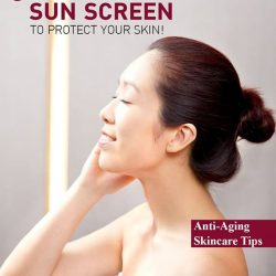[SK-II Boutique Spa] Protect your skin and use sunscreen every day to prevent premature aging, wrinkles and age spots.