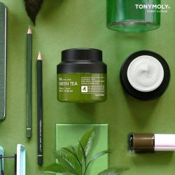 [Tony Moly Singapore] Introducing our EWG-verified,THE CHOK CHOK GREEN TEA WATERY CREAM!