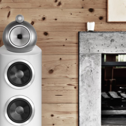 [B&W Bowers & Wilkins] Once you experence true sound you never forget it.