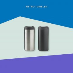 [TotallyHotStuff] Like your tumblers monochromatic and simple?