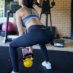 [Lorna Jane] Let Lorna Jane help you move through your next gym session!