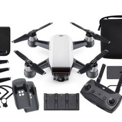 [E-Gadget Mini] DJI Spark Combo Red & White are available in store !