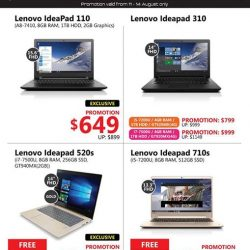 [CHALLENGER MINI] The weekend is here, and so is the sale on computers with up to $300 savings.
