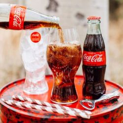 [Riedel] Treat friends and family to the sensory experience of Coca-Cola in a Riedel glass.