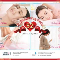 [Spring Maternity] Last two weeks to enjoy savings on massages!
