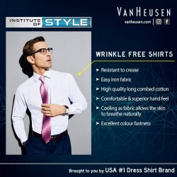 [Van Heusen] We're proud to present Van Heusen Institute of Style.