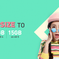 [StarHub] Youths, we're giving you FREE extra data for 3 months with DataJump when you sign up for a 4G