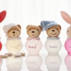 [Beauty By Nature] Kids Fragrance In the land of exquisite scents and fragrances, there is a small family of fluffy head bottles containing