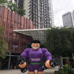 [Anytime Fitness] Our sister club @hillV2 has officially announced its opening!