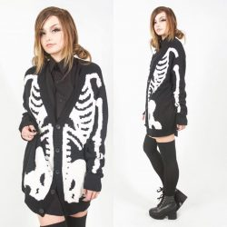 [Iron Fist Clothing] Just Added Dealz ☠️☠️☠️☠️☠️☠️☠️ Wishbone Boyfriend Cardigan is only $35.