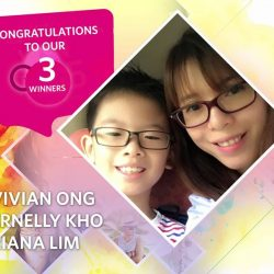 [Trendy Eyes] CONGRATULATIONS to the 3 Winners of the EspritJomo Selfie contest!