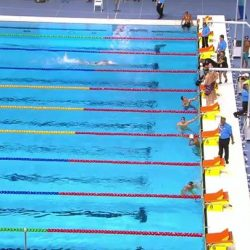 [Fitness First] ALWAYS A CHAMPION: Watch the new record set by Joseph Schooling, Danny Yeo, Darren Lim and Quah Zheng Wen in