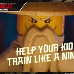 [Babies'R'Us] Master Wu wants to train your kid to build like a ninja!